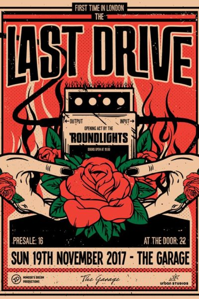 Last Drive 2017 poster